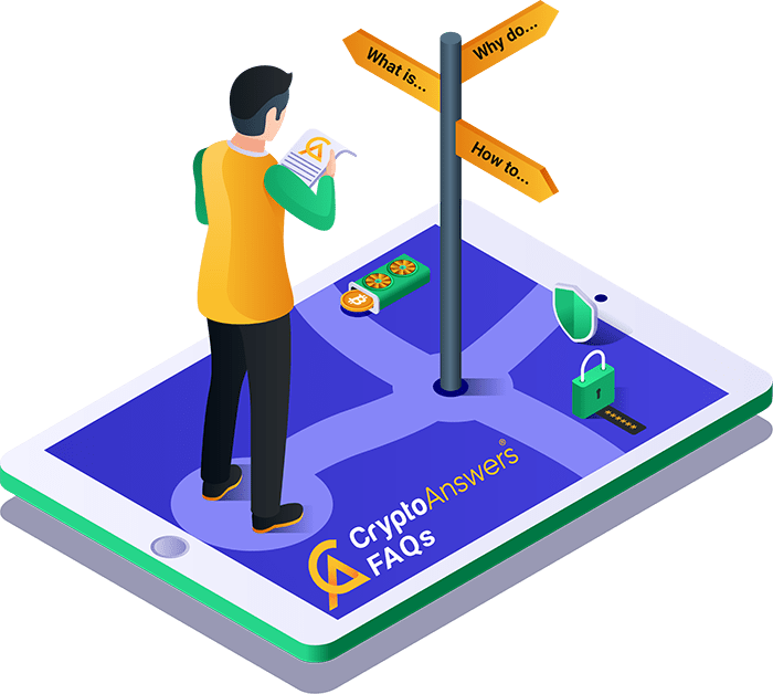 Cryptocurrency FAQ & Knowledge base - CryptoAnswers